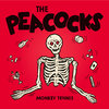 "THE PEACOCKS - Monkey Tennis Ep 7"" Vinyl"